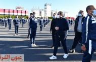الرئيس السيسي يقوم بزيارة تفقدية لأكاديمية الشرطة