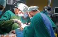 اجراء اول عملية ناجحة لتوسيع القناة العصبية بمستشفى بني سويف التخصصي