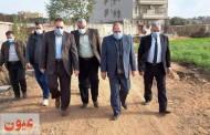محافظ الشرقية يتابع أعمال تغطية ورصف خليج أبو حاكم بمركز الزقازيق