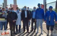 محافظ الشرقية يُتابع أعمال تنفيذ مشروع الصرف الصحي بقريتي التلين والقبة بمنيا القمح بتكلفة 400 مليون جنيه