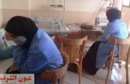 إختتام فعاليات دورة التفصيل والحياكة لـ 15 سيدة بورشة التدريب المهني بمركز ومدينة أولاد صقر
