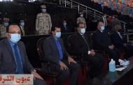 رئيس الوزراء يحضر التدريبات النهائية للمنتخب المصري لكرة اليد بإستاد القاهرة إستعداداً لإنطلاق بطولة العالم