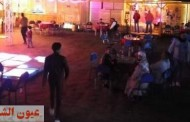 لمواجهة «كورونا»..فض عزاء و16 عُرساً شعبياً ومصادرة ٦١ شيشة بمقاهي الشرقية