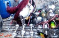 مصادرة ٧٠ شيشة وفض فرحين في حملات دورية لمتابعة تطبيق الإجراءات الإحترازية للحد من إنتشار فيروس كورونا بالشرقية