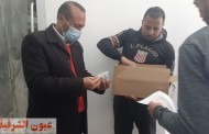 نائب رئيس مركز ومدينة ههيا يقود حملات مكبرة لضبط جرائم الغش التجاري