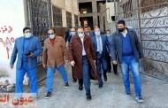 محافظ الشرقية يفاجيء مستشفى منيا القمح المركزي