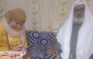 عقوق الوالدين.. شاب عاق يطرد والده من المنزل بمدينة القرين | فيديو