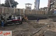 محافظ الشرقية يتابع أعمال إنشاء برج إداري ومول تجاري متعدد الطوابق وجراج بميدان التحرير بالزقازيق بتكلفة 55 مليون جنيه