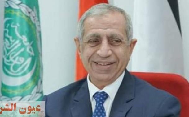 تحت رعاية جامعة الدول العربية ..رئيس الأكاديمية العربية يشارك في فعاليات الجلسة الإفتتاحية لبرنامج إعداد وتمكين رواد الأعمال