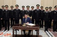 وزير الداخلية يسجل كلمة شكر للرئيس السيسي بقصر عابدين