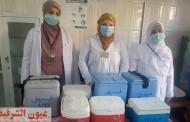 الأحد القادم... إنطلاق الحملة القومية للتطعيم ضد مرض شلل الأطفال بمراكز ومدن الشرقية
