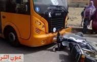 وفاة شخصين في حادث مروري بطريق العاشر - بلبيس