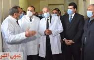 وزير التموين ومحافظ الشرقية يتفقدان مطحن عرابي بمدينة الزقازيق