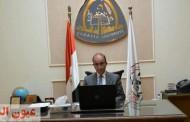 رئيس جامعة الزقازيق يشارك في إفتتاح المنصة السنوية الإفتراضية للتوظيف للجامعات المصرية