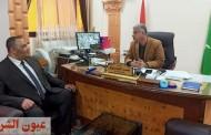 رئيس حي ثان الزقازيق : لن يكون هناك وسيط بيني وبين المواطن..وخطة عمل جديدة للإرتقاء بمستوي الخدمات