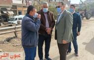 محافظ الشرقية يوجه بتكثيف حملات النظافة ورفع الإشغالات بطريق أبو حماد / الزقازيق