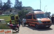مصرع شخص وإصابة طفلين في حادثين بالشرقية