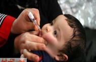 الحملة القومية للتطعيم ضد شلل الاطفال الجرعة الثانية