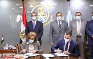وزير الإتصالات: تقدم رائع على الجبهة الرقمية ضمن البناء الحقيقى لمصر الرقمية بكفرالشيخ