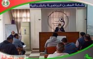 تفاصيل اجتماع وكيل وزارة الشباب والرياضة برؤساء الأقسام الرياضية