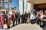 مكتبة مصر العامة بدمنهور وقومي المرأة بالبحيرة يحتفلان باليوم العالمي للمرأة