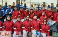 منتخب الشرقية يحصد المركز الثالث في الترتيب العام لبطولة كأس مصر للكاراتيه