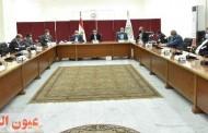 محافظ الشرقية يترأس إجتماع اللجنة العليا لإدارة ومتابعة الإجراءات الإحترازية لمواجهة كورونا بالمناطق الصناعية