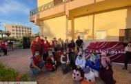 الهلال الأحمر بالشرقية يقيم إفطار جماعي للأيتام