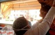 حملات تفتيشية مخالفة لضبط المخالفين بقرية السلام ببلبيس