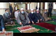 أوقاف الشرقية تفتتح 9 مساجد تزامناً مع حلول شهر رمضان المبارك