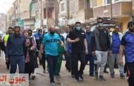 شباب ورياضة الشرقية تعلن إنطلاق فعاليات مهرجان المشي للرواد بمدينة منيا القمح