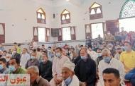 أوقاف أبوحماد تفتتح مسجد عرب الحبايبة بقرية الشيخ جبيل