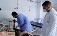 صحة الشرقية: جهود مكثفة من العلاج الطبيعي علي مدار 24الساعة