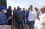 رئيس شركة القناة لتوزيع الكهرباء يشرف على إطلاق التيار الكهربائي لأول مشروعين سياحيين بالبحر الأحمر