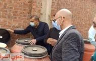 ضبط وإعدام أكثر من ١٢٧ طن أغذية فاسدة وغلق ٢٠١ منشأة غذائية مخالفة بالشرقية