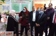 وكيل وزارة التربية والتعليم بالشرقية يفتتح معرض ختام الانشطة لمدرسة الناصرية الإعدادية المشتركة