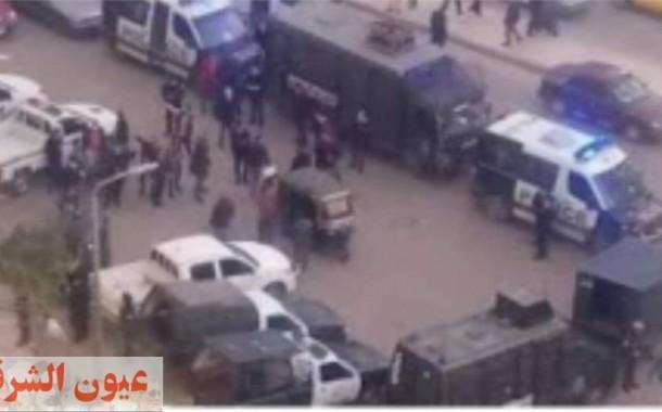 بالمطواة..سائق يقتل زميله بسبب تحميل الركاب بالقليوبية