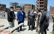 رئيس جامعة الزقازيق في جولة تفقدية لمستشفي الطواريء