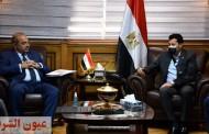 وزير الرياضة ورئيس الأوليمبية يبحثان إستعدادات مشاركة مصر في دورة الألعاب الأولمبية بطوكيو