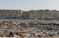 أكوام القمامة عنوان قرية الصوة بأبو حماد