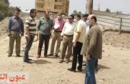 رئيس مركز ومدينة أبوحماد يبحث دراسة إمكانية نقل مخزن الكهرباء أسفل كوبري العباسة القديم إلى موقع آخر بديل