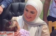 وزيرة التضامن الإجتماعي تقدم هدايا وعيديات لـ ١١ ألف إبن من أبناء مصر بمناسبة عيد الفطر المبارك