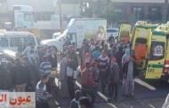 مصرع وإصابة ١١ شخص بطرق الشرقية