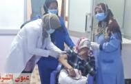 الفرق الطبية بصحة الشرقية تواصل تطعيم مرضي الكلي والمترددين علي المستشفيات الحكومية والخاصة بلقاح كورونا