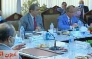 مجلس جامعة الزقازيق يثمن جهود الرئيس السيسي في دعم القضية الفلسطينية ووقف العدوان الإسرائيلي علي غزة