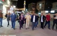 رئيس مركز ومدينة ههيا تترأس حملة مسائية مكبرة للتفتيش علي المحلات والمطاعم بههيا