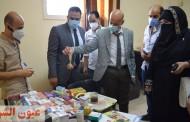 وكيل وزارة الصحة بالشرقية يقود حملة مكبرة لمداهمة مصنع غير مرخص لتصنيع وتعبئة الأدوية المغشوشة المصرية والمستوردة بالعاشر