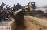 محافظ الشرقية يُتابع أعمال إصلاح الهبوط الأرضي بطريق أبو الأخضر بمركز الزقازيق