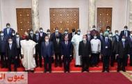 الرئيس السيسي لرؤساء المحاكم الدستورية الإفريقية : مصر حاربت الإرهاب بالتوازي مع جهود التنمية الشاملة