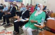 توعية 82833 سيدة و رجل بخطورة ختان الإناث خلال فعاليات حملة طرق الأبواب